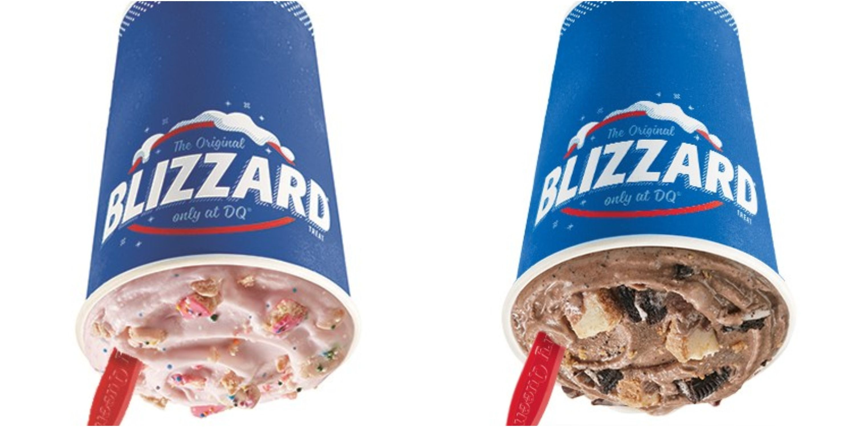 Dairy Queen Released Its Summer Blizzard Line-Up For 2020