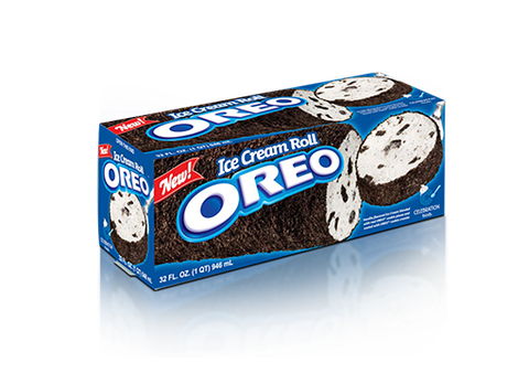 You Can Now Buy A 10 Inch Oreo Ice Cream Roll Delish Com
