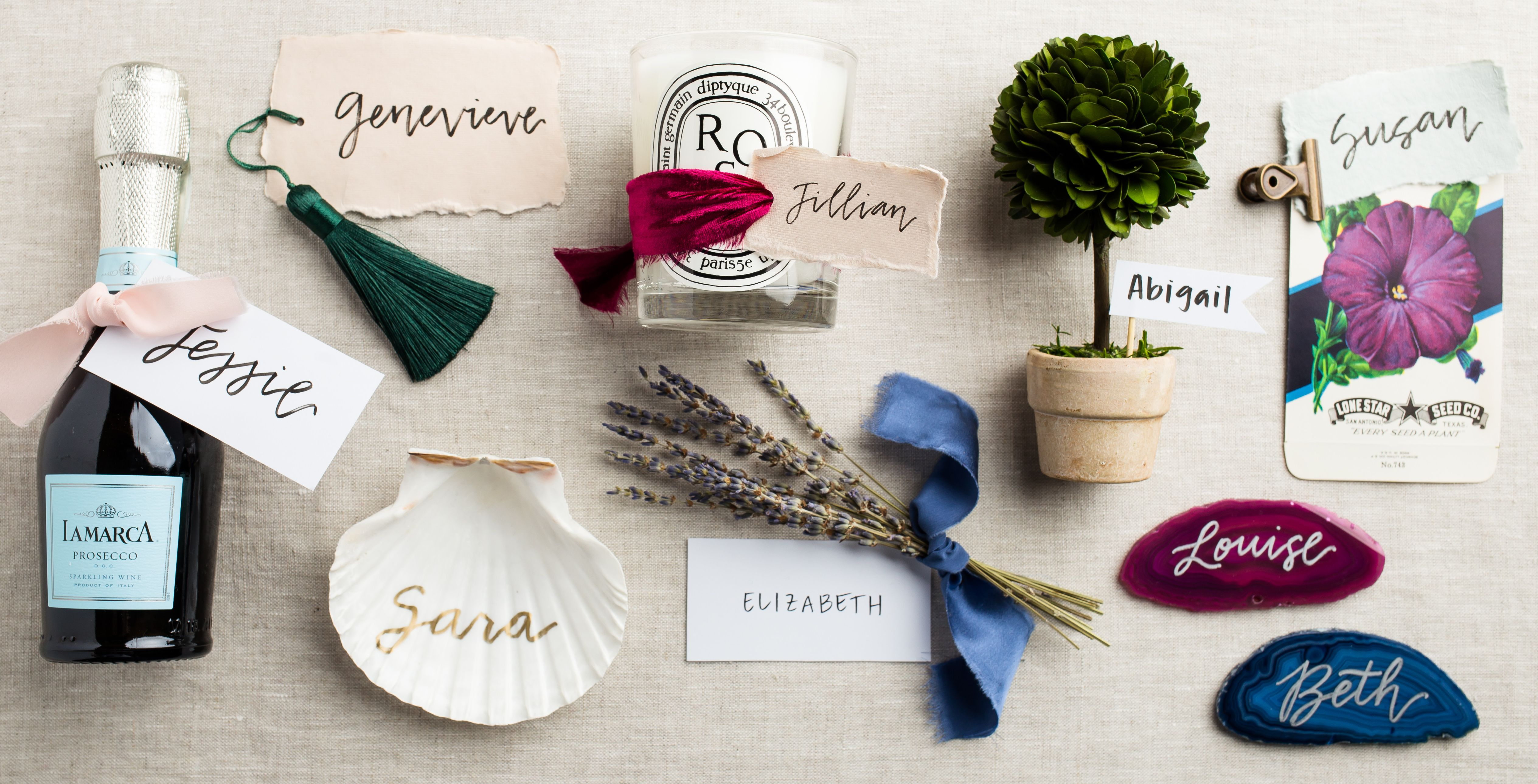 10 Unique Place Card Ideas That Are Perfect for Any Occasion