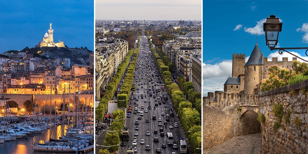 8 of the prettiest places to visit in France