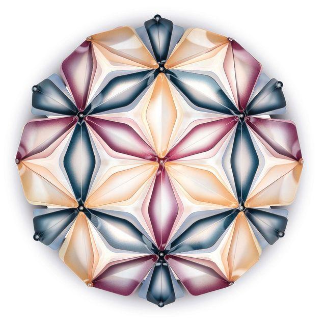 plafon floral
