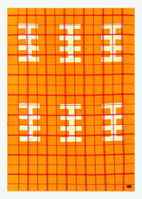 plaid clamp dye summer 21 hermès