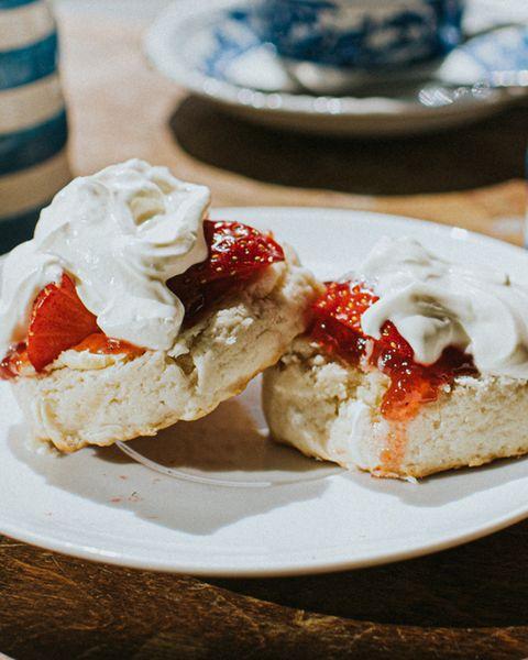 plain scones recipe