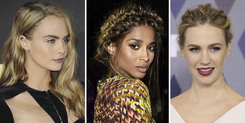 Plait hair 59 braided styles for every hair length