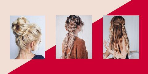 Plaited hair inspiration