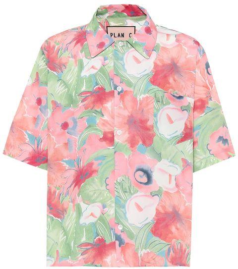 Hawai-shirt-shopping