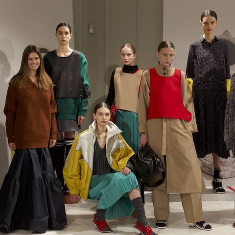 Plan C is a new fashion label by Carolina Castiglioni.