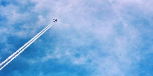 plane, flight