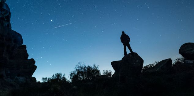 The Orionid Meteor Shower, One of the Most Beautiful of the Year, Peaks This Week