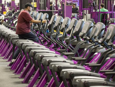 Planet Fitness Opens First Canadian Branch
