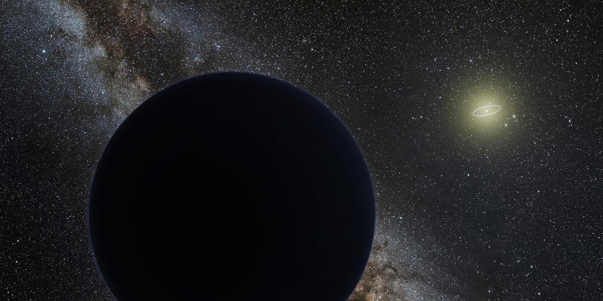 El Planeta 9 podría no existir