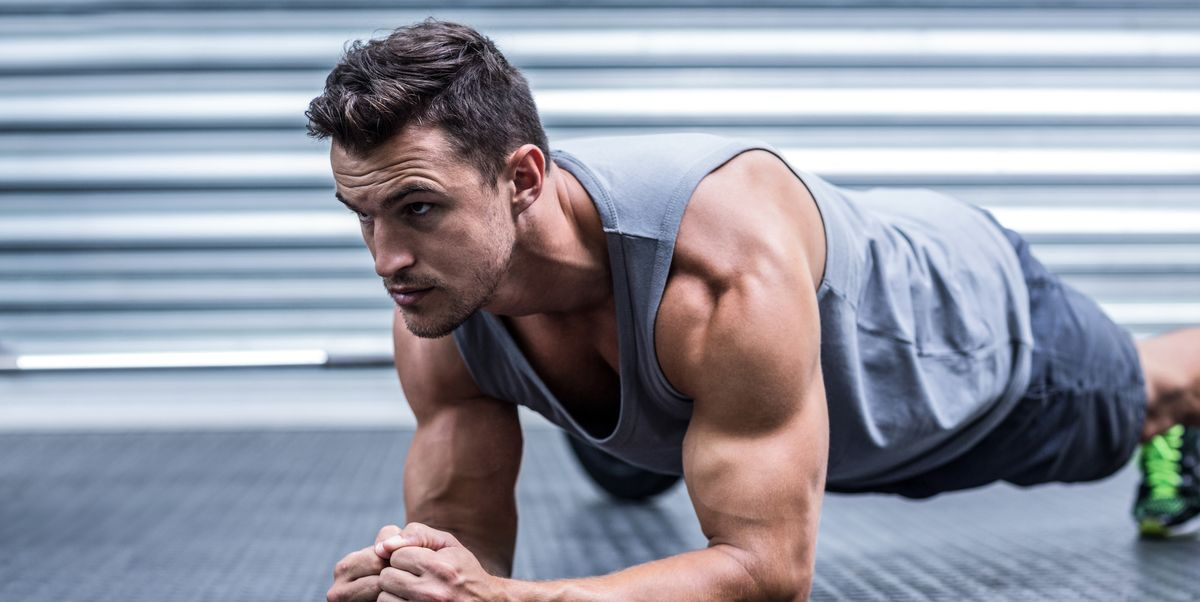 This Is How Long You Should Be Holding The Plank