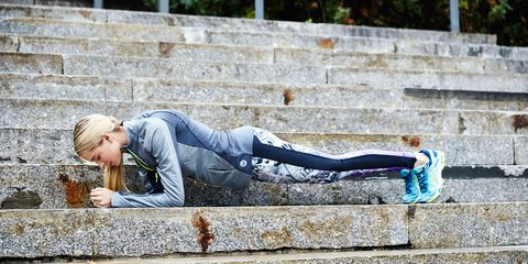 NYNY Plank