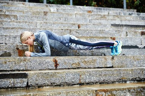 A Runner's Strength Workout That Can Be Done Anywhere