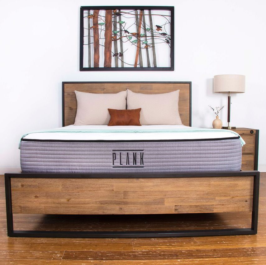 The Plank Is a New Mattress for People Who Need a Super Firm Bed