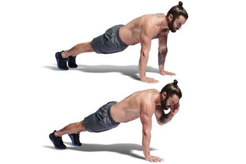 きつい,自重トレーニング,自宅でできる,効果的,二の腕を太くする,筋トレ,中級~上級者向け,トレーニング,筋トレ,腹筋,