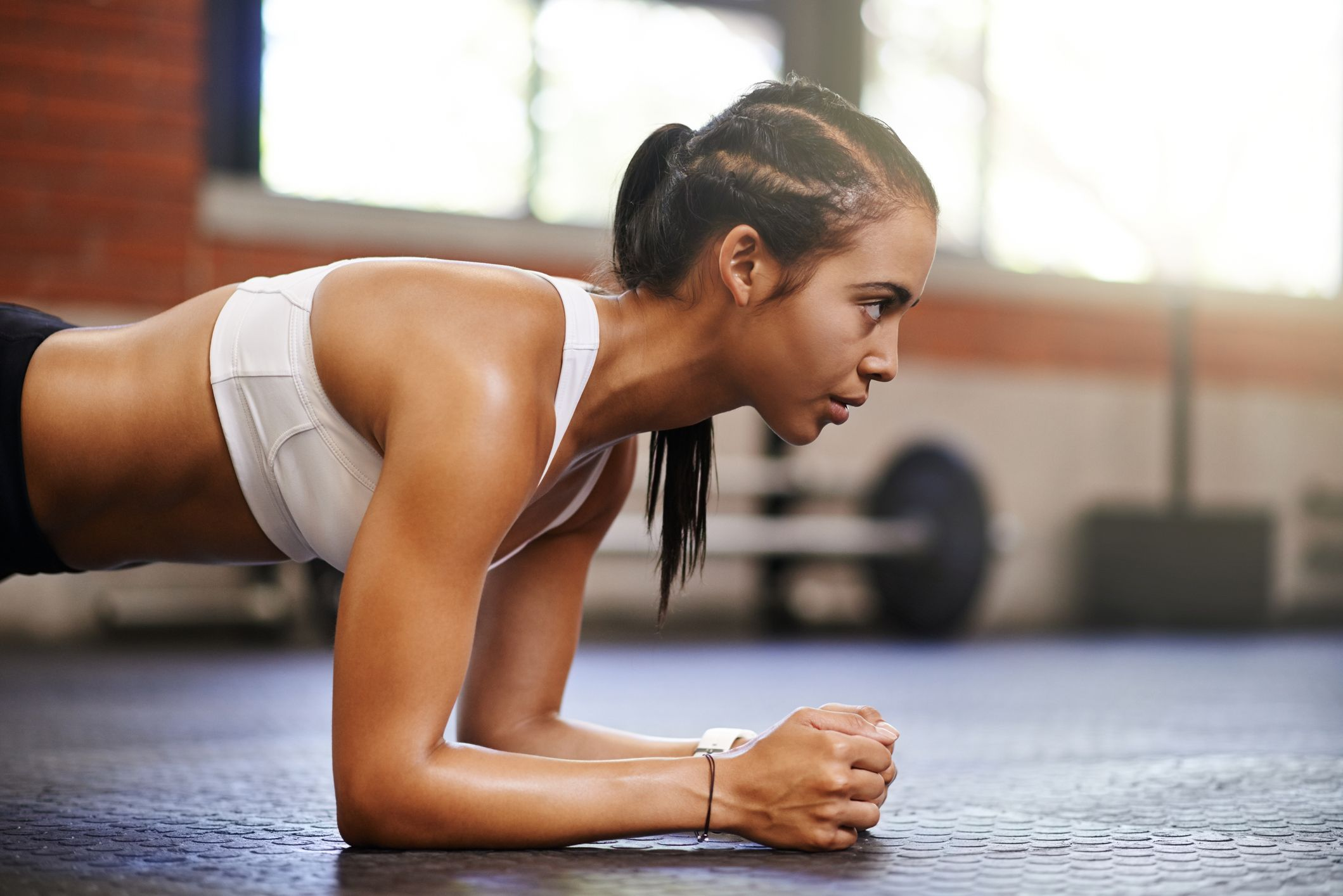 7 easy plank variations to help build abs