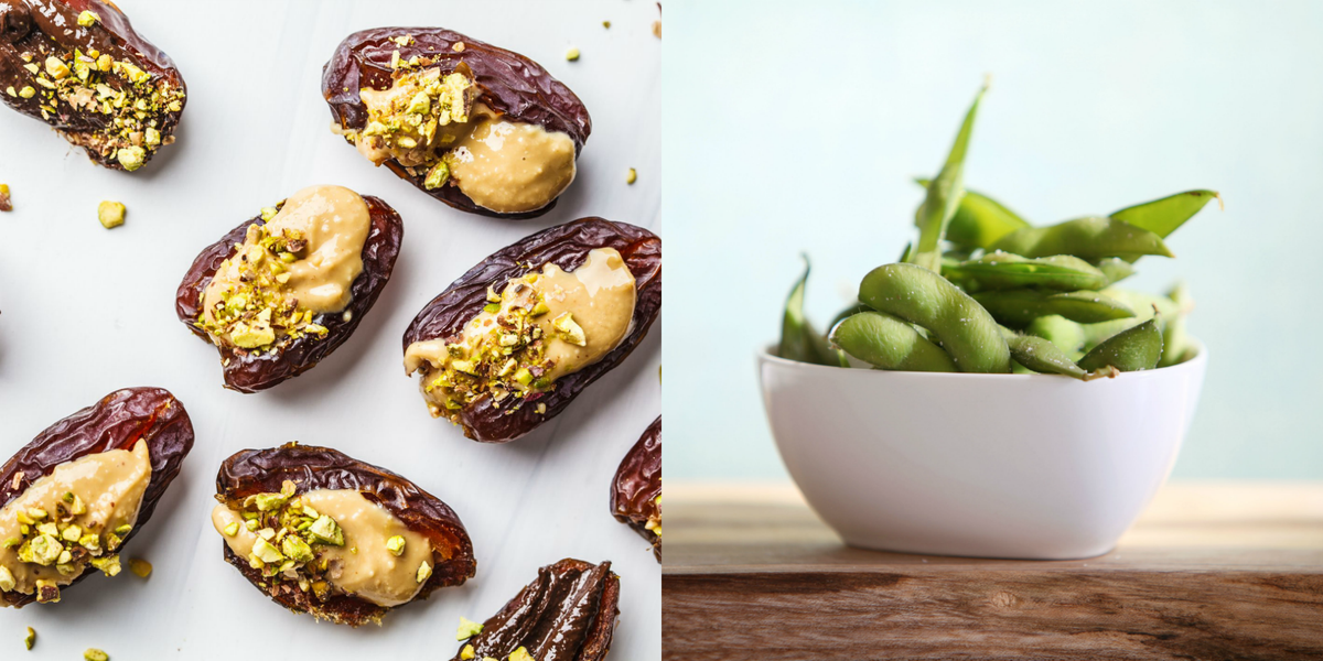 Dietitians Share Their Favorite Plant-Based Snacks for All-Day Energy