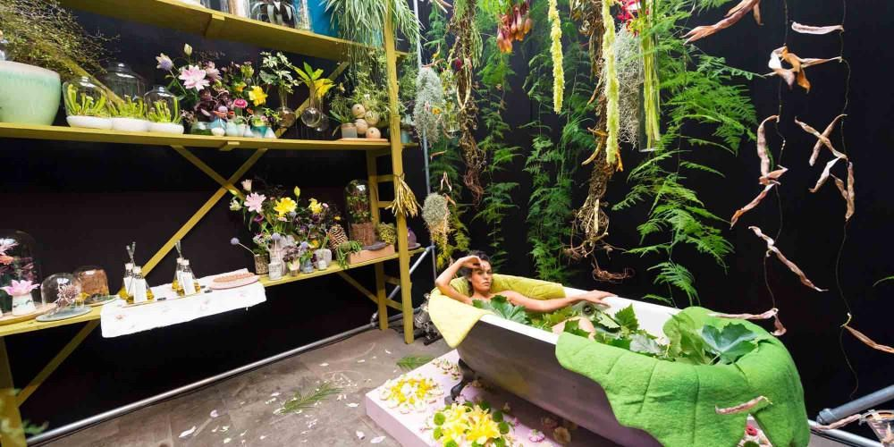 Is Plant Bathing de nieuwste zentrend?