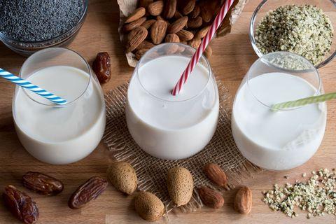 Is plantaardige melk gezond