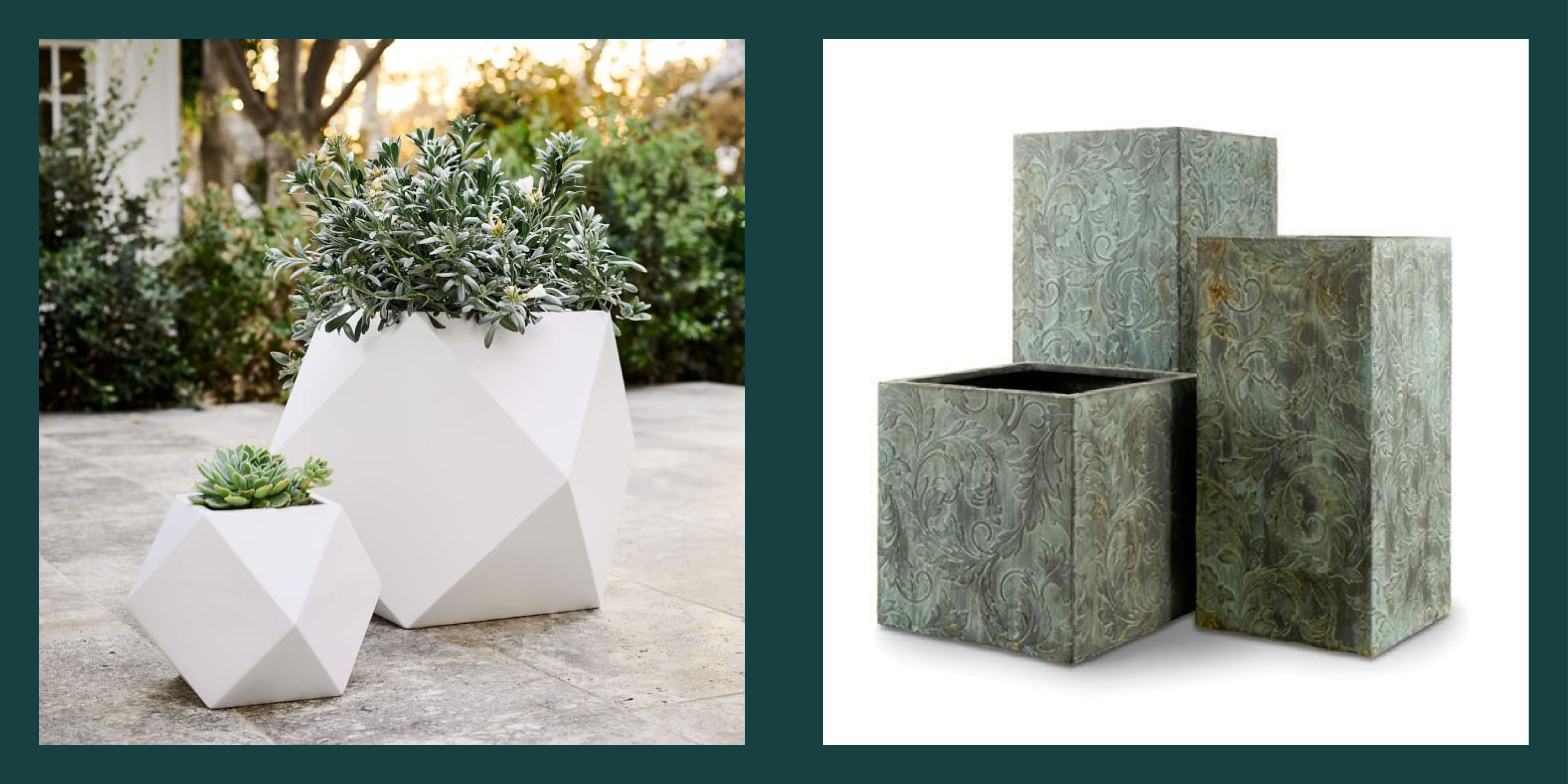 15 Large Planters You Didn't Know You Needed