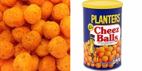Food, Ingredient, Product, Cuisine, Cheese puffs, Tokneneng, Dish, Vegetarian food, Produce, Fish ball,