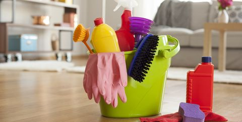 How To Clean Your House Household Cleaning Tips