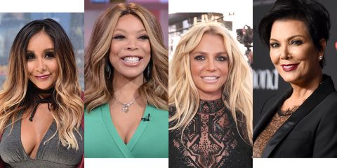 Celebs Whove Gotten Plastic Surgery Celebs Admit To Nose Jobs