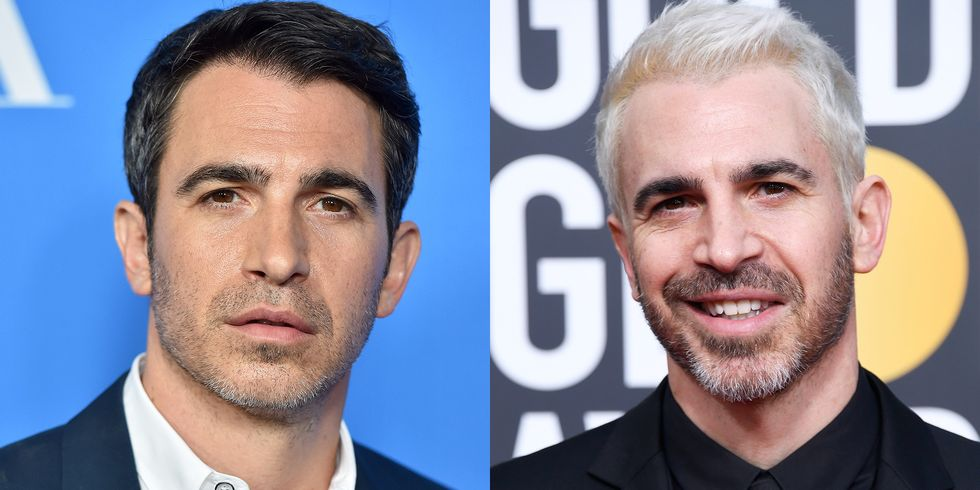What 17 Guys Look Like With and Without Platinum Hair