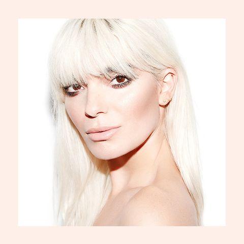 what is platinum blonde hair