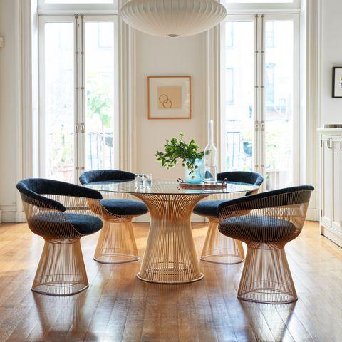 Las 10 mesas de comedor más icónicas del diseño