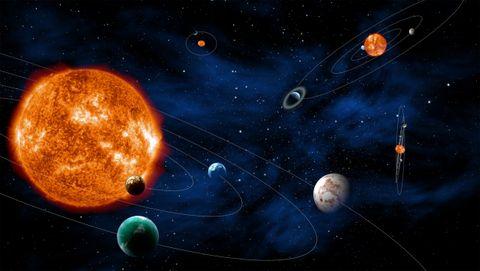 exoplanets solar