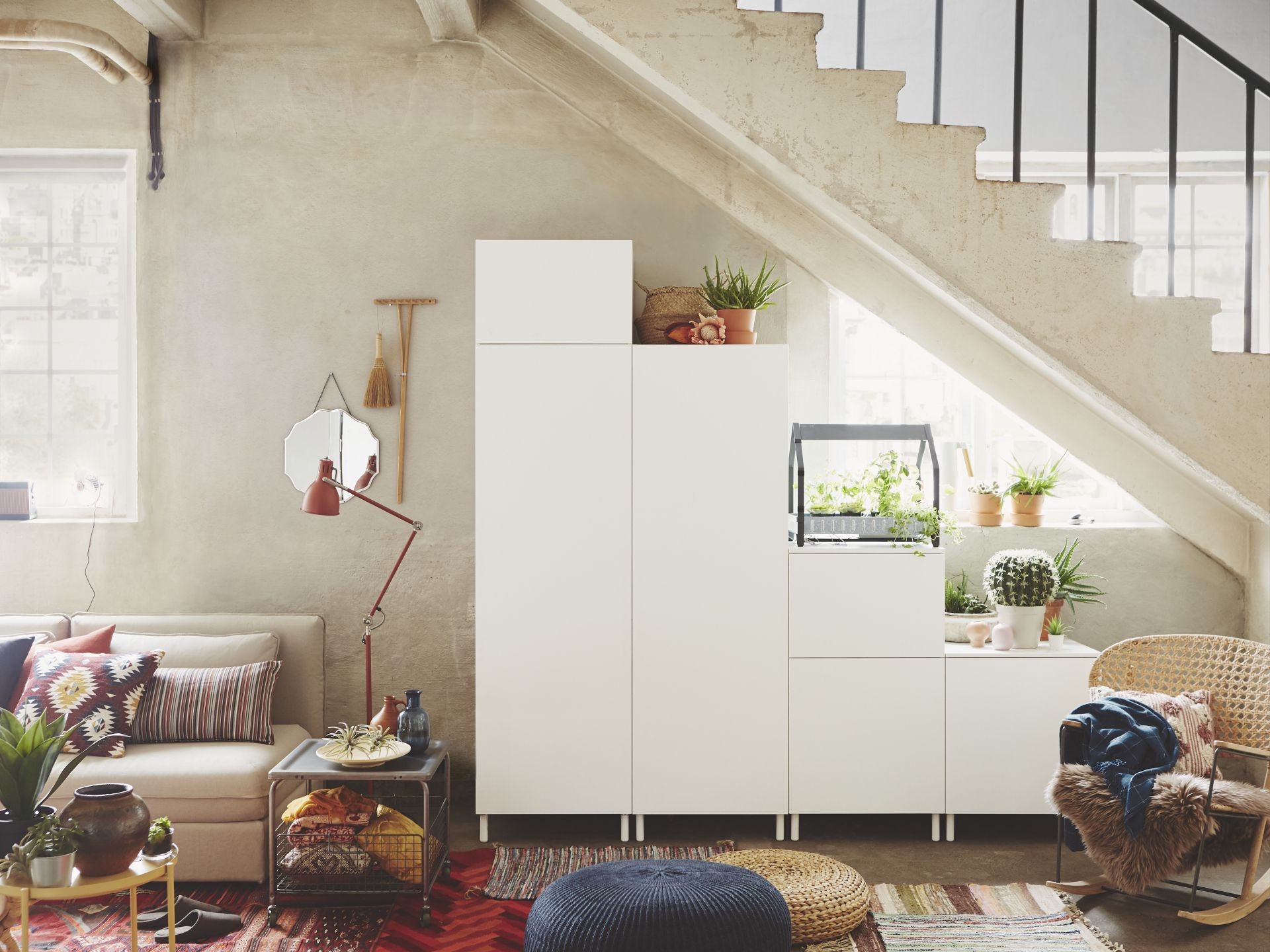Ikea PLATSA Range   Storage System   Wedge Dowel