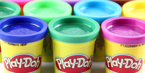 Can of Play-Doh