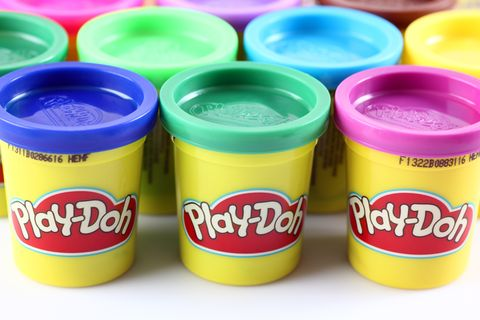 Can Of Play Doh