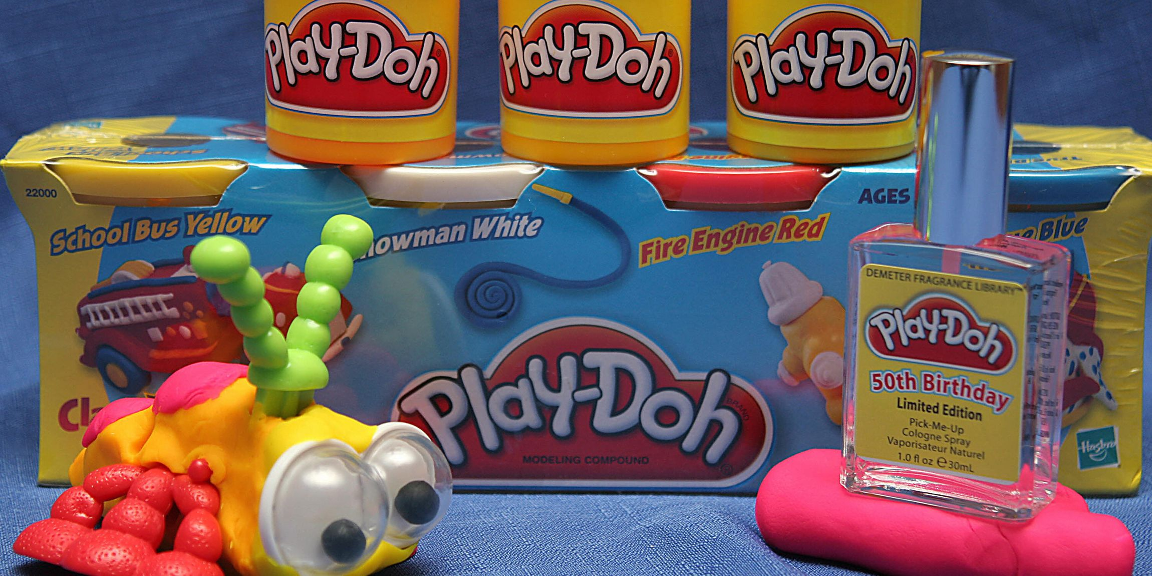 15 Fun Facts You Never Knew About Play-Doh - Everything You Need to Know About Play-Doh