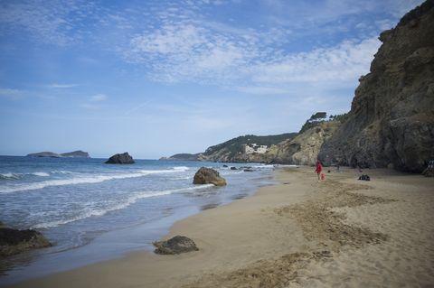 playa de figueral en ibiza mejores playas de españa