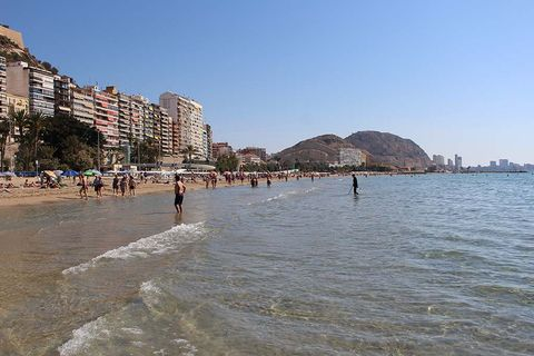 Spain weather: hot and sunny Monday in Alicante
