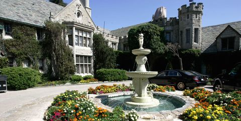 playboy mansion historical landmark