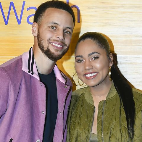 """Ayesha Curry""""Stephen Vs The Game"""" Facebook Watch Preview"""