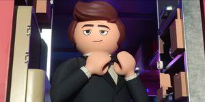 playmobil Daniel Radcliffe