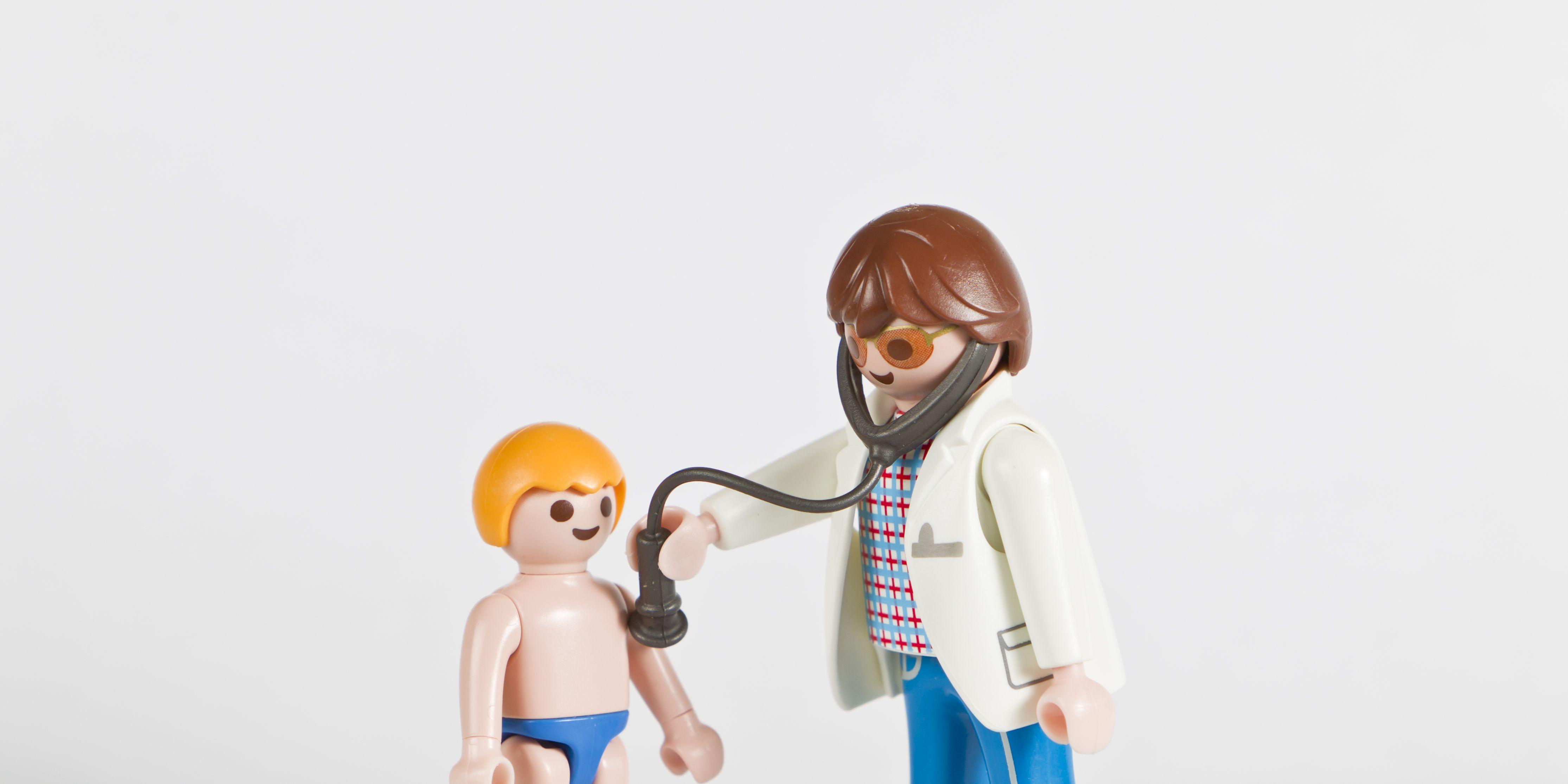 Ir a Urgencias con los niños
