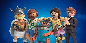 """Primera foto de """"Playmobil: la película"""""""