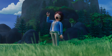 'Playmobil: La película'