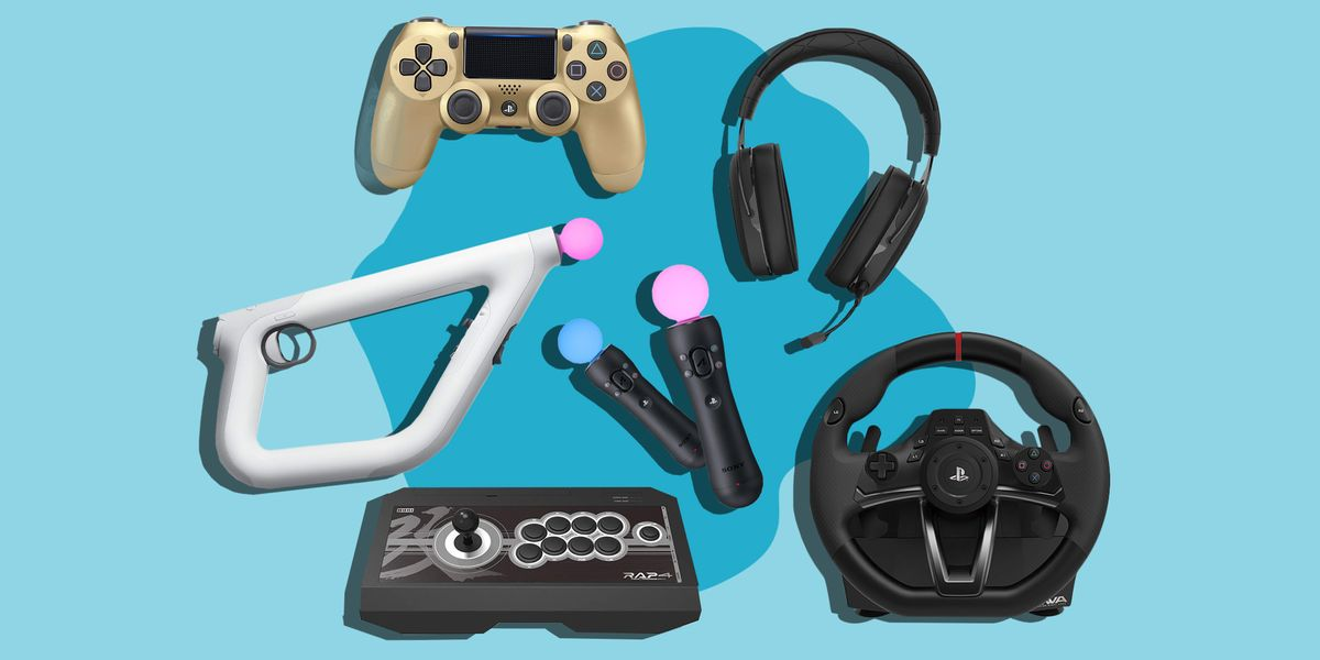 25+ Best PS4 Accessories for 2020 - Must-Have Playstation Accessories