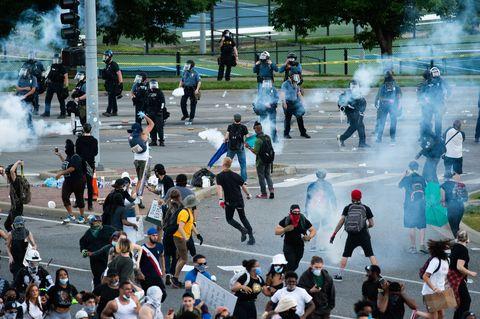 kansas city, missouri george floyd protests