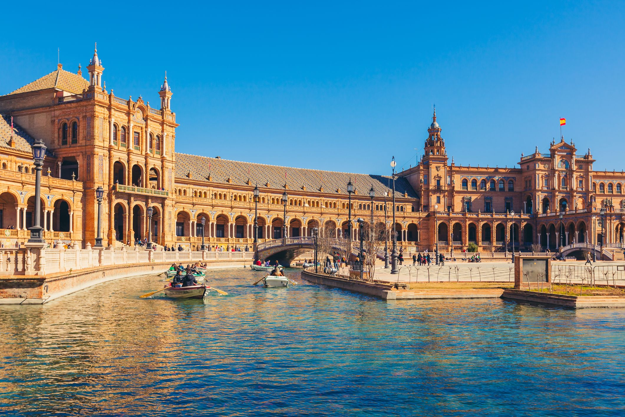 plaza de espana-most popular landmarks in the world