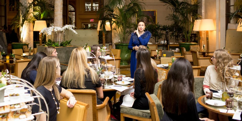 Fairmont Copley Plaza Beaumont Etiquette
