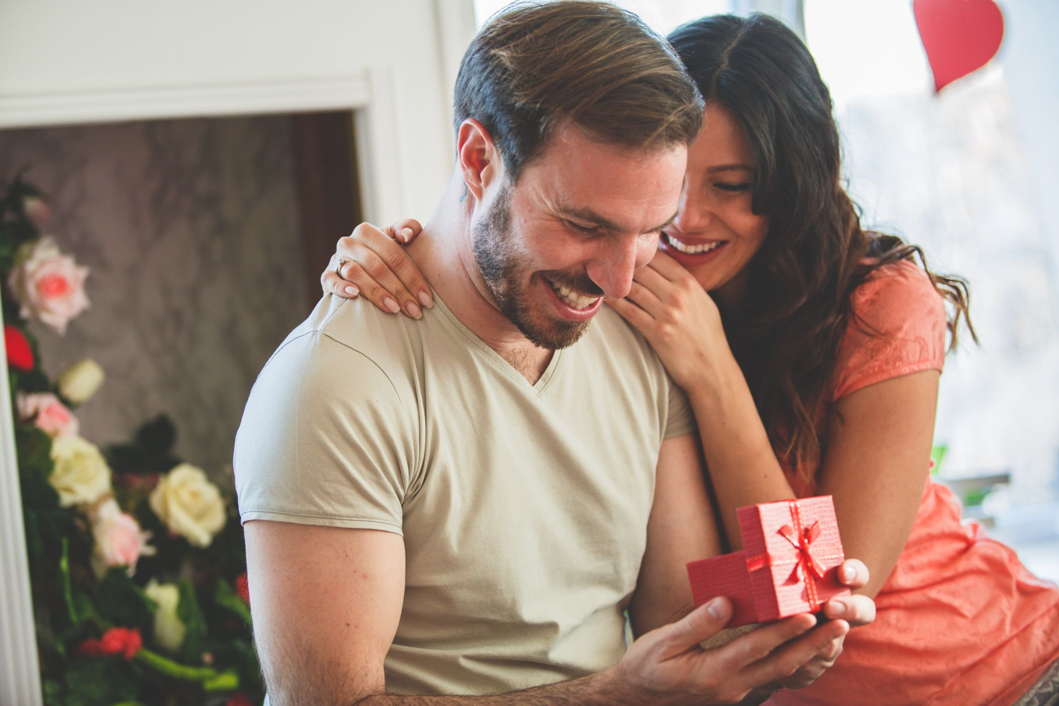 Ideas gift most romantic 17 Unique