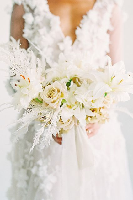 best winter wedding flowers
